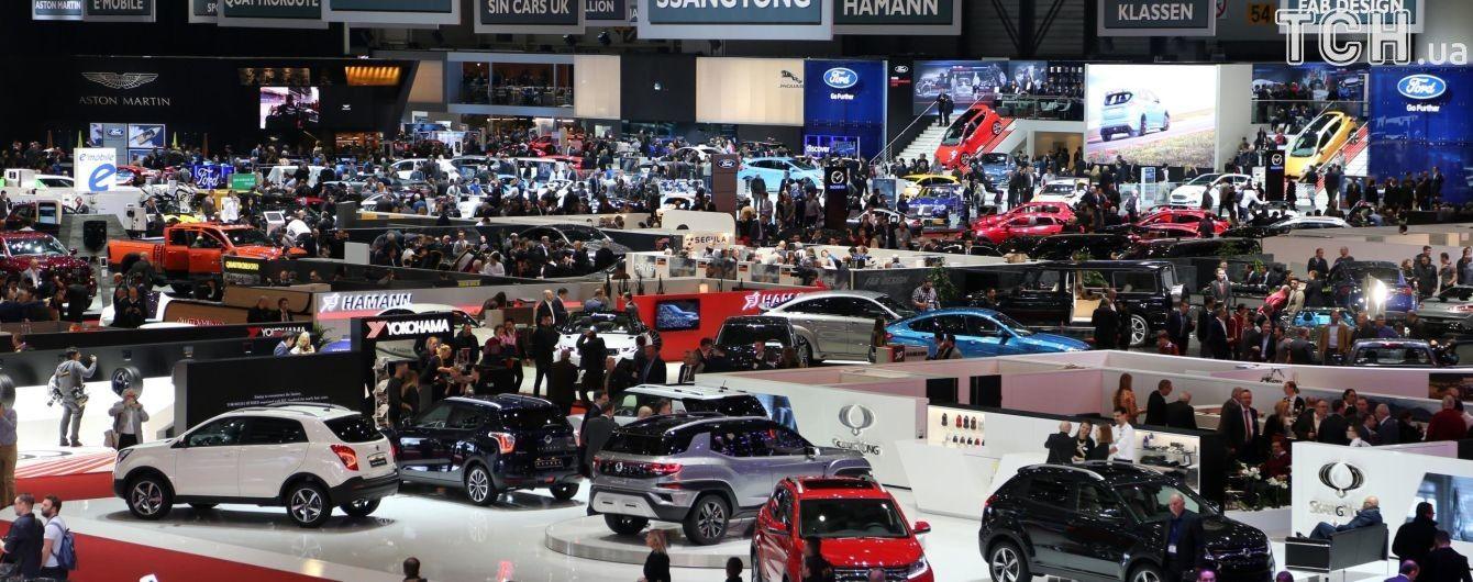 Женевский автосалон онлайн: где смотреть презентации новинок