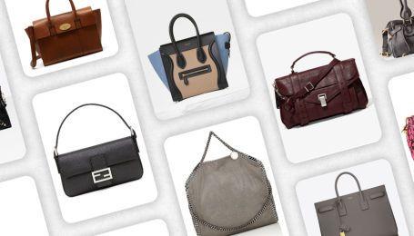 10 самых известных дизайнерских сумок нашего времени