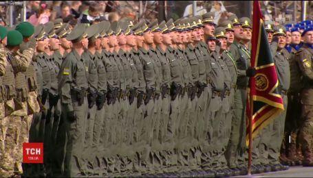 В українських військових може змінитися традиційне армійське вітання
