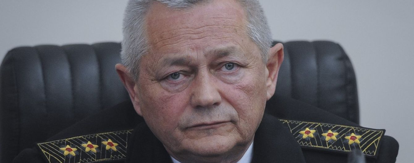 Тенюх обвинил экс-начальника Генштаба в склонении украинских военных к измене в пользу РФ