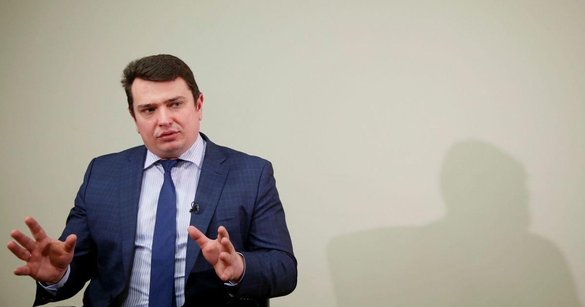 Апелляционный суд Киева отменил решение Соломенского районного суда  оштрафовать на 1700 грн директора Национального антикоррупционного бюро  Украины Артема ... 4c55e29e79e