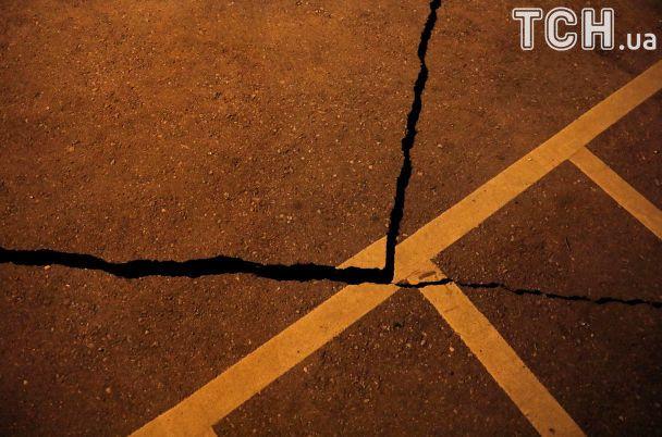 На Тайване произошел уже шестой мощное землетрясение за сутки