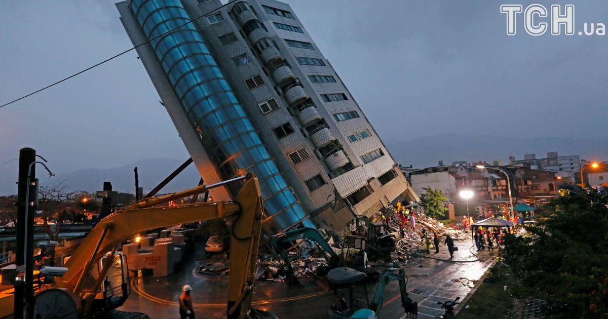 ВЯпонії стався потужний землетрус
