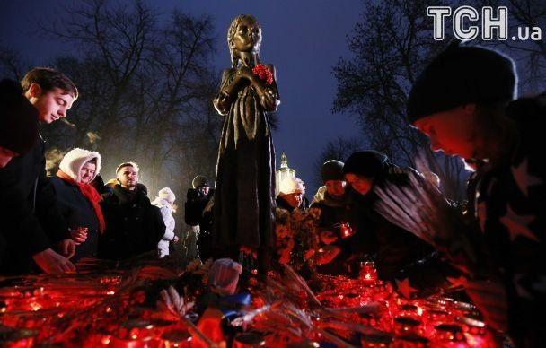 УСША березень оголосили місяцем пам'яті геноциду вУкраїні