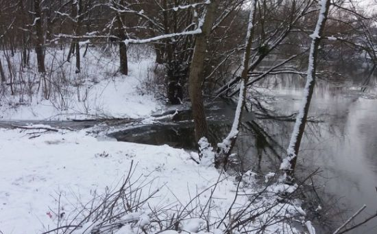 Смертельна крига: у Луцьку знайшли тіло хлопчика, який провалився під лід 10 днів тому