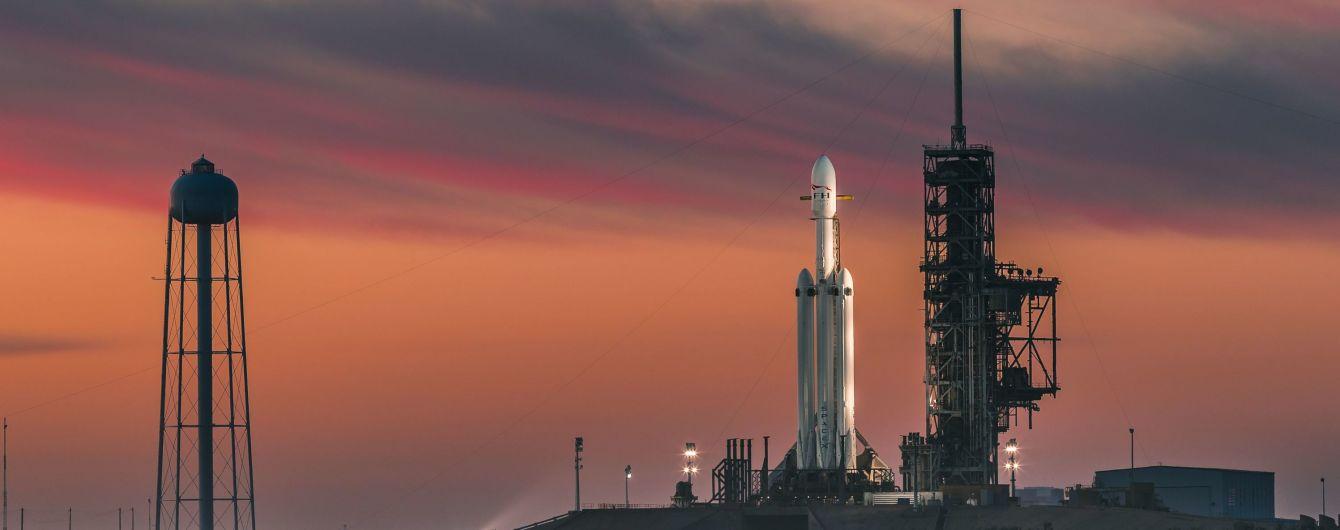 SpaceX перенесла запуск Falcon 9 Block 5