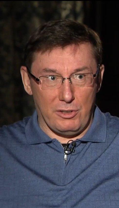 Луценко в інтерв'ю розповів про конфлікт ГПУ та НАБУ, справу Саакашвілі та відпочинок на Сейшелах