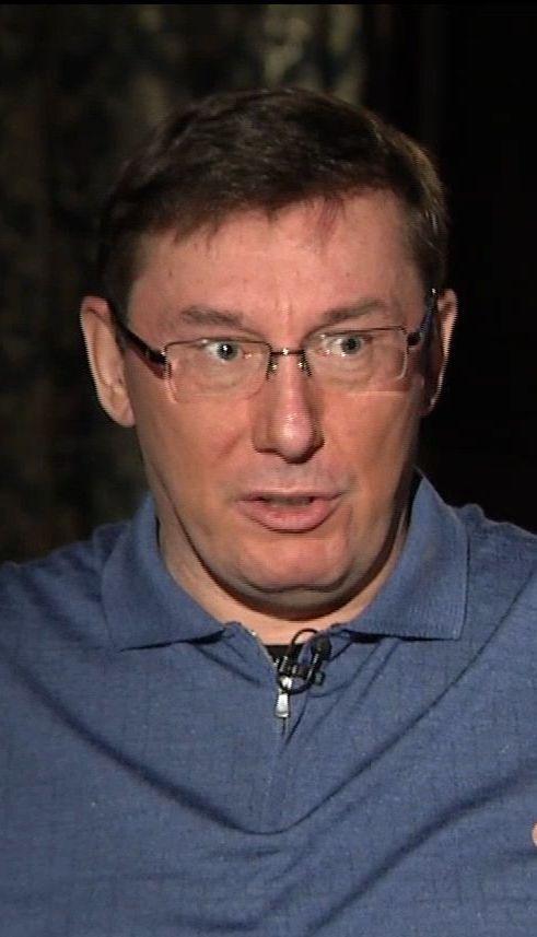 Луценко в интервью рассказал о конфликте ГПУ и НАБУ, деле Саакашвили и отдыхе на Сейшелах