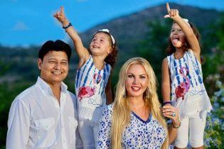 Камалія похизувалася танцями доньок-близнючок на Європейському кубку танців