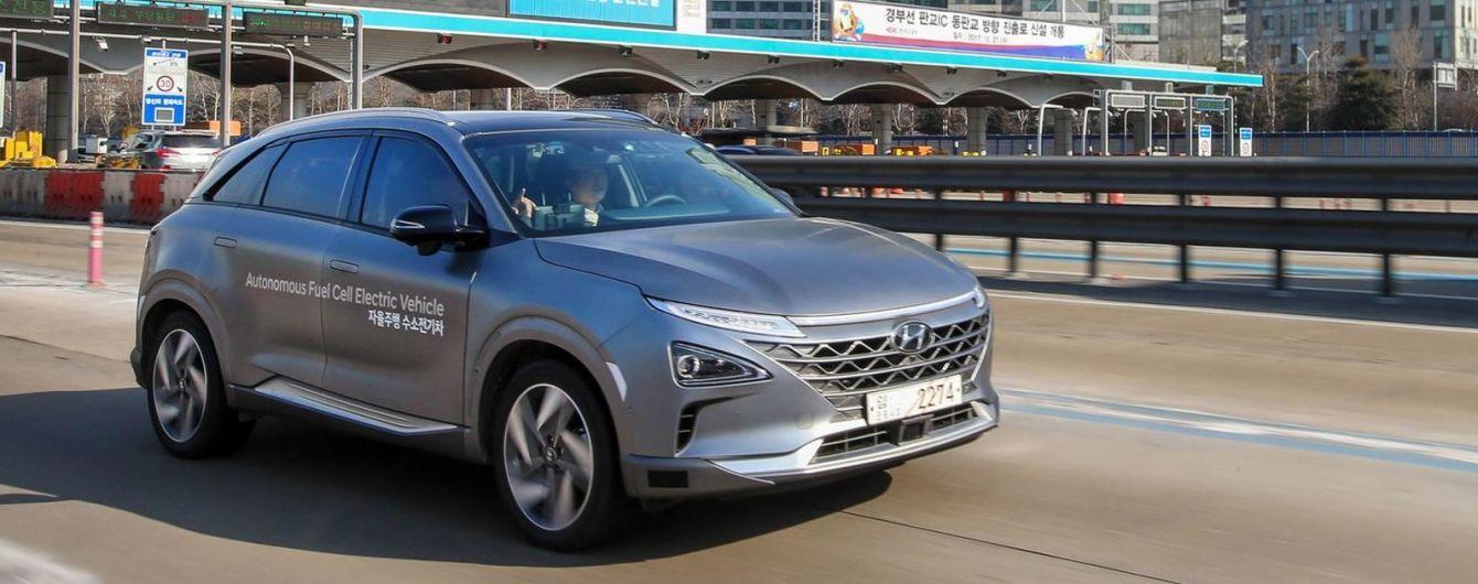 Беспилотники Hyundai установили новый рекорд