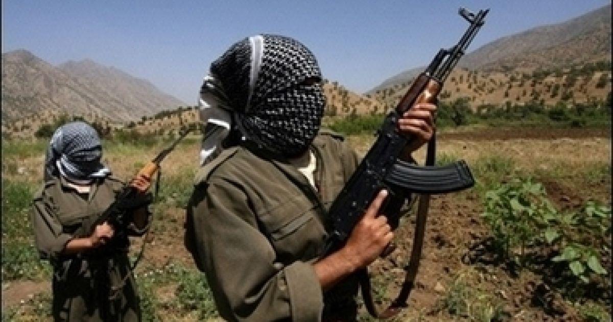 Туреччина відповіла на напад курдських сепаратистів повітряними ударами