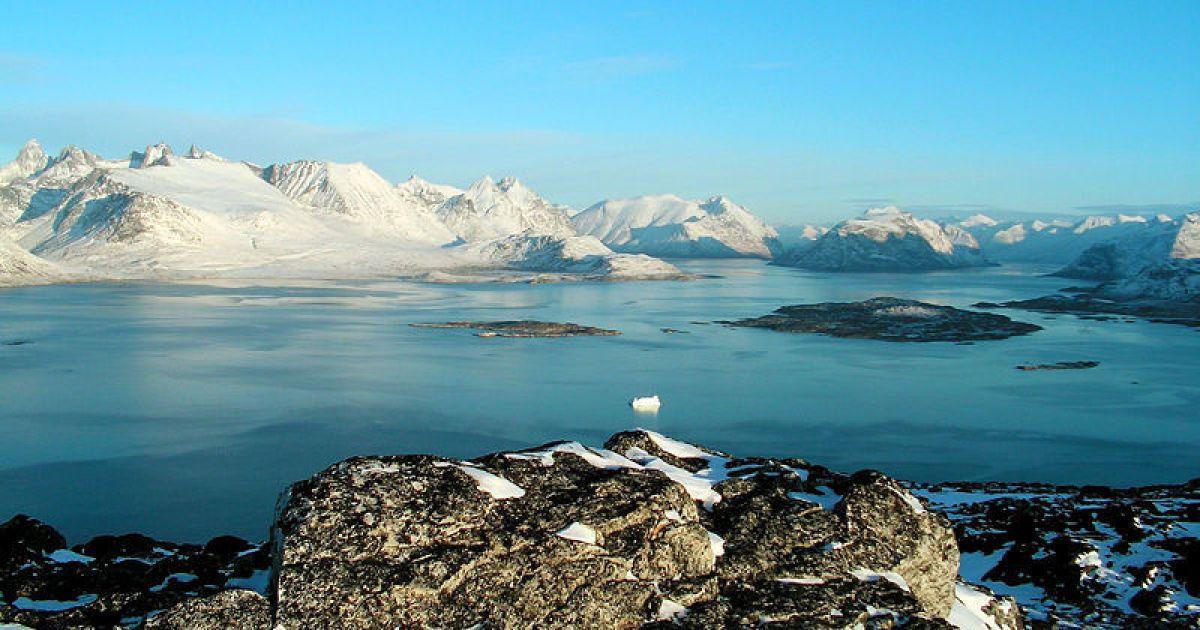 За 30 лет человечество потеряло 28 триллионов тонн льда