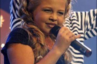Вікторія Петрик виступатиме на дитячому Євробаченні
