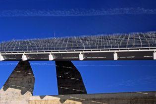 В Киеве начали освещать дома с помощью солнечной энергии