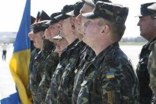 Зарплата українських миротворців виявилася на рівні Африки