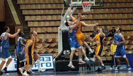 Баскетбол: Україна - Ізраїль
