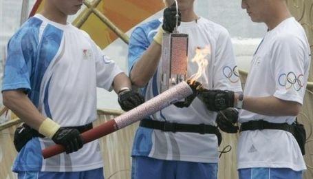 Коли Вогонь Олімпіади дістанеться Евересту?