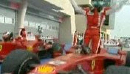 Формула-1: Перемога Масси