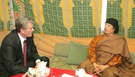 Ющенко у Єгипті