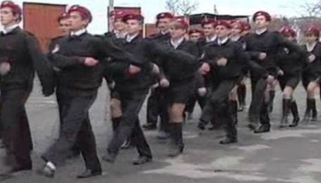 На Хмельниччині виховують нове покоління козаків