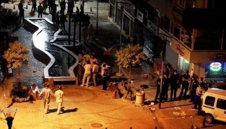 Последствия взрывов в Стамбуле