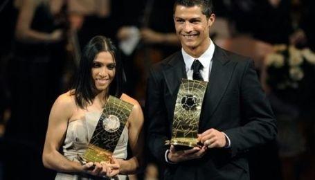 Кріштіану Роналду визнали футболістом №1 у світі