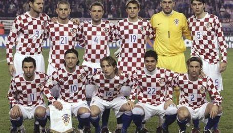 Нова зустріч хорватів з англійцями