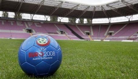 Анонс півфіналу Євро-2008 Німеччина - Туреччина