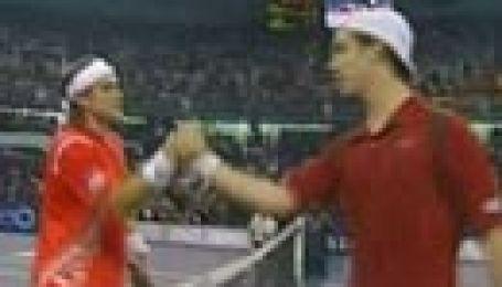 Тандем іспанців - у півфіналі Masters Cup
