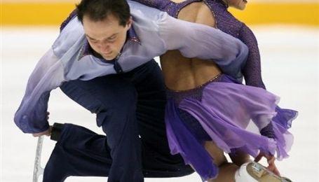 """Українська пара фігуристів виступає у фіналі """"Гран-прі"""""""