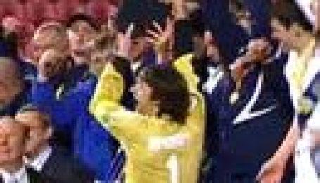 Футбол: Іспанія - Італія
