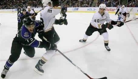 Старт нового чемпіонату НХЛ
