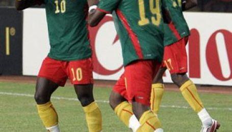 Півфінал КАН: Гана - Камерун