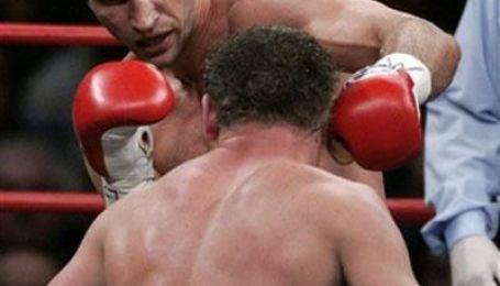 Наступний суперник Кличка - Тоні Томпсон