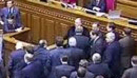 Рада не працює через питання НАТО