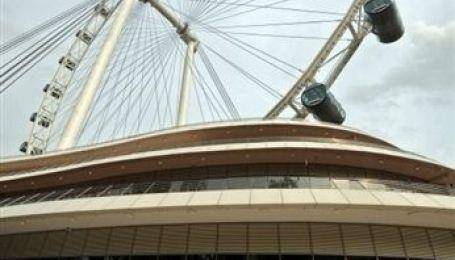У Сінгапурі запрацювало колесо огляду