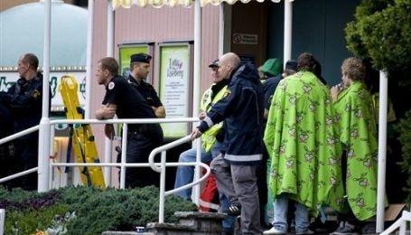 В парку атракціонів в Швеції знову трапився інцидент