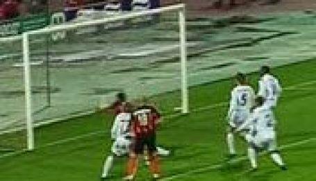 Матчі у відповідь 1/2 фіналу Кубка України з футболу