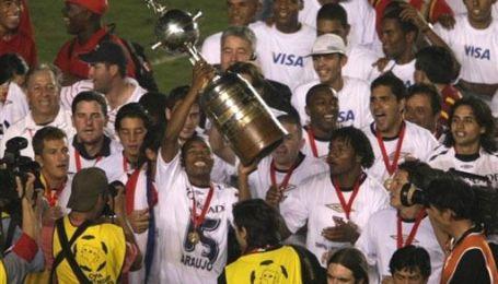 Хто виграв Кубок Лібертадорес