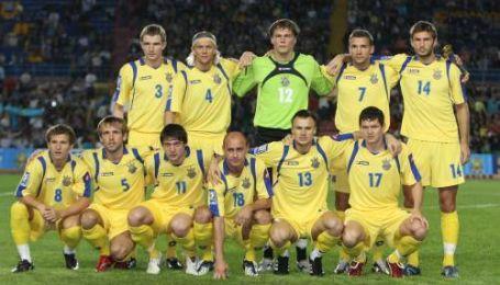 Збірна України. Які гравці гратимуть з хорватами