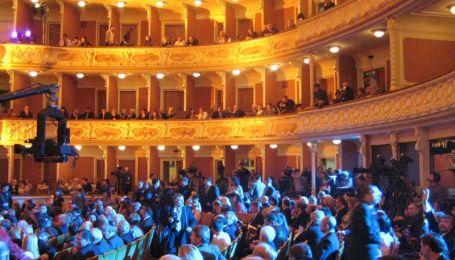 В Києві виступають особливі актори