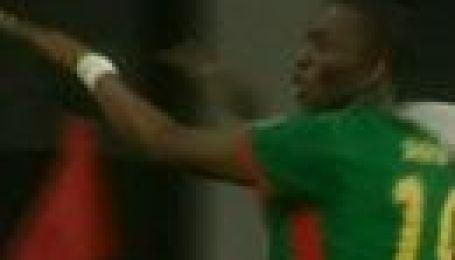 Мбіа вивів Камерун у півфінал