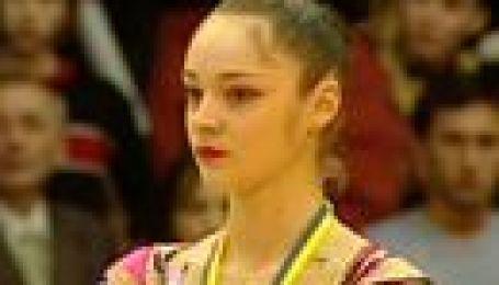 Безсонова визнана спортсменкою року