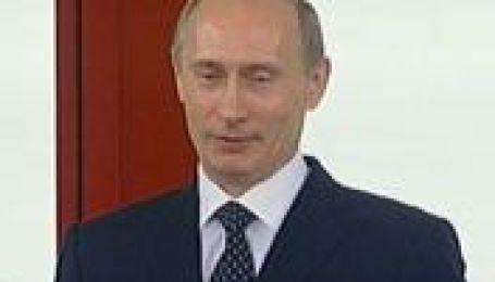 Путін про Кабаєву