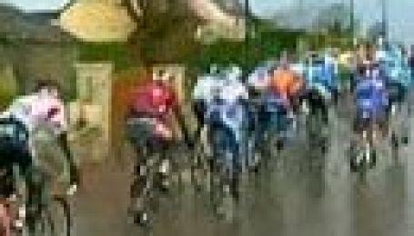 "3-й етап велогонки ""Париж-Ніцца"""