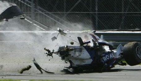 Жахлива аварія на чемпіонаті світу з Формули 1