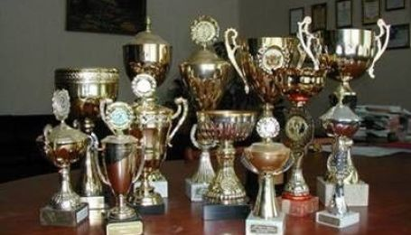 Ігри чемпіонів в київському Палаці спорту