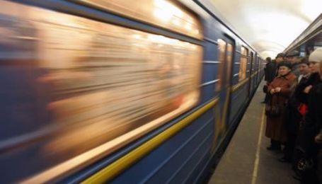 У Києві в метро загинуло двоє людей