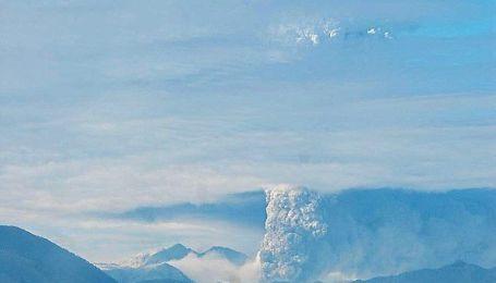 У Чилі прокинувся вулкан