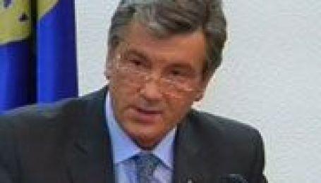 Ющенко в Одесі